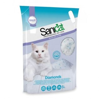 Arena Sanicat Sílice Diamonds 7.5L
